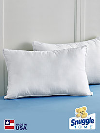 2-Pk. Jumbo Memory Fiber Deluxe Pillows