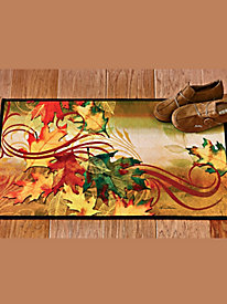 Autumn Leaves Mat
