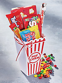 Movie Snack Sampler
