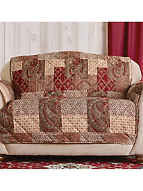 Paisley Patch Furniture Protector by Blair