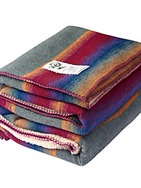Sherpa Mountain View Woolrich® Throws Collection