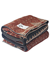 Sherpa Wellsboro Woolrich® Throws Collection