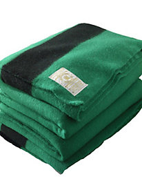 Hudson's Bay 4-Point Colored Blankets Collection