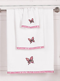Spring Shower 3-PC Bath Towel Set