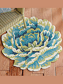 Exotica Flower Shaped Rug