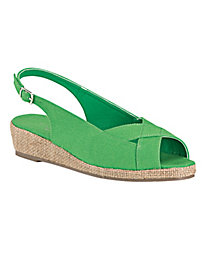 Nichole Updated Espadrille by Annie®