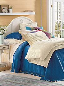 Chic Chenille Bedspread Collection