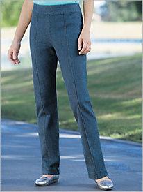 Slimtacular® Denim Slim-Leg Pants