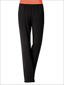 French Terry Pull-on Pants 8938978