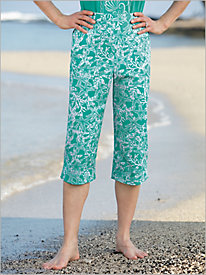 Acapulco Capris by Alfred...