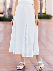 Gauze Delight Skirt