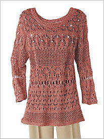 Nouveau Crochet Tunic