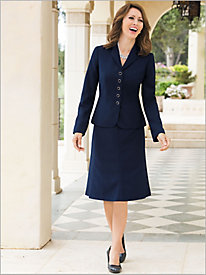 Classic Sophisticated Suit by Brownstone Studio®
