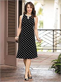 Summer Fun Dot Dress