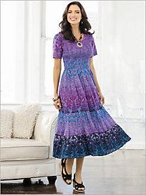 Ipanema Print Dress