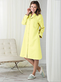 Brushed Back Satin Nightshirt