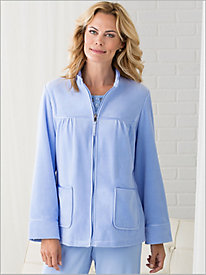 Swing Velour Bed Jacket