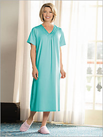 Cotton Modal Gown