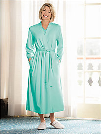 Cotton Modal Robe @...