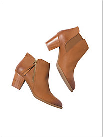 Upright Sterling Booties by Vionic Shoes