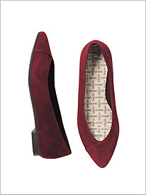 Gem Caballo Flats by Vionic Shoes