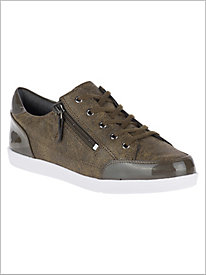 Fairfax Casual Shoe - Olive