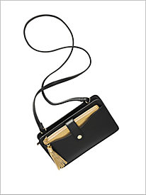 Chic Crossbody with Removeable Wallet