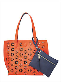 Reversible Fruit Tote