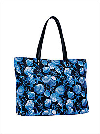 Sea Life Tote @ Drapers...