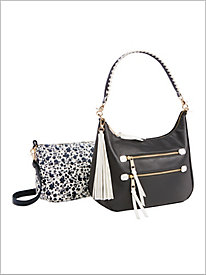 Whipstitch Bag In A Bag...