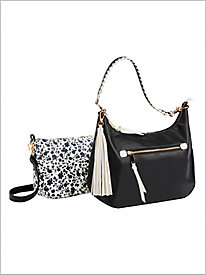 Whipstitch Bag In A Bag