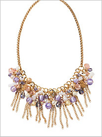 Full Bloom Bauble Necklace