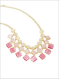 Geo Notes Necklace @...