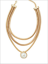 About A Pearl Necklace...