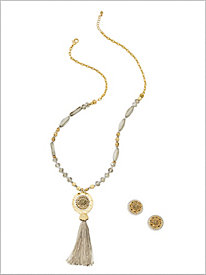 Couture Tassel Jewelry