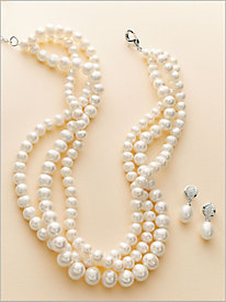 For The Love Of Pearls Jewelry