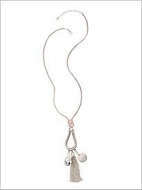 Daybreak Tassel Necklace...