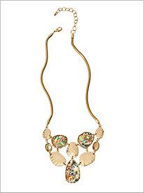 Watercolor Necklace