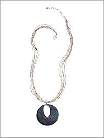 Aurora Pendant Necklace...