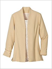 Couture Crepe? Jacket
