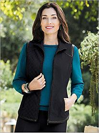 Slimtacular® Ponte Knit Vest
