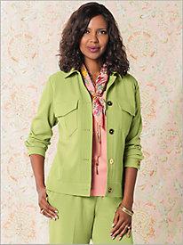 New Look-Of-Linen Jacket