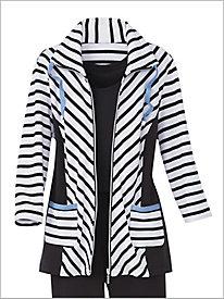 Boardwalk Stripe Jacket...