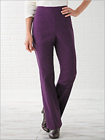 Slimtacular® Animal Jacquard Pants