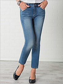 Faith Ankle Jeans by Miracle Jean