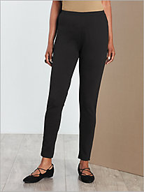 Ponte Knit Pants by Sag Harbor