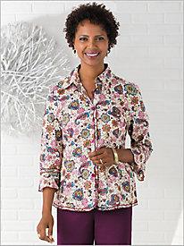 Folkloric Floral Shirt 9156990