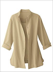 Mojave® Solid Big Shirt