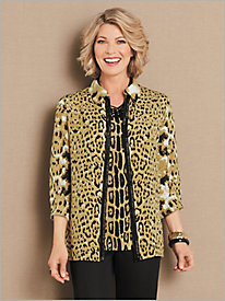 Lovin' Leopard Big Shirt