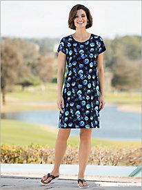 Sea Life Knit Dress